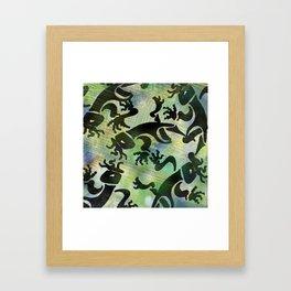 Cave Art Framed Art Print