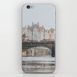 Prague, Czechia VII iPhone Skin