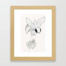 Relocation Framed Art Print