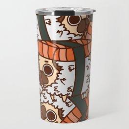Puglie Salmon Sushi Travel Mug