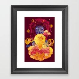 La Lumiere Framed Art Print