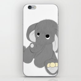 Stuffed Elephant iPhone Skin