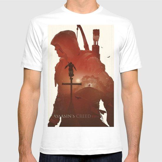 Assasins Creed 3 T-shirt