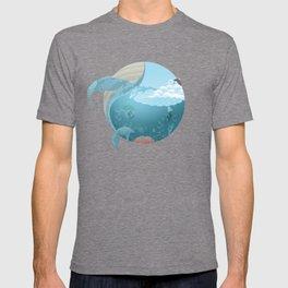 Whale Jump T-shirt