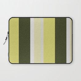 Cactus Garden Stripes 3V Laptop Sleeve
