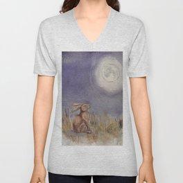 Moonstruck Unisex V-Neck