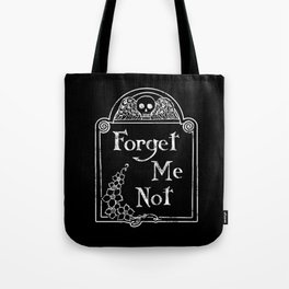 Gravely Unforgetable Tote Bag