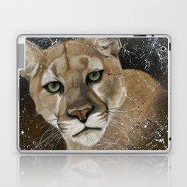 Mountain Lion Laptop & iPad Skin