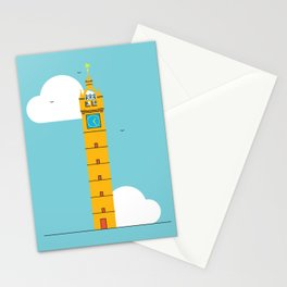 The Tolbooth Steeple Stationery Cards
