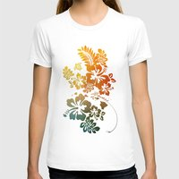hibiscus T-shirts featuring Hibiscus by Synergy