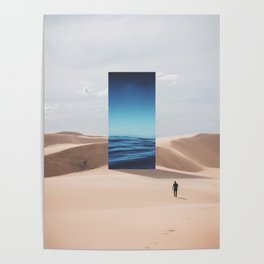 It's All Mirage Poster