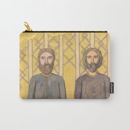 Bearded Men Carry-All Pouch