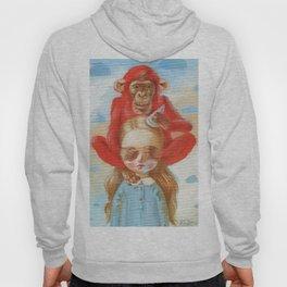 Red Monkey Year Hoody