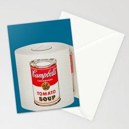 War Roll | Poop Art Stationery Cards