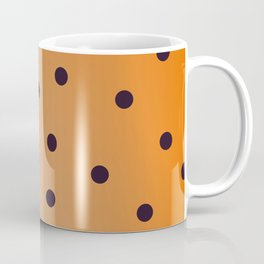 design dots On gold Coffee Mug