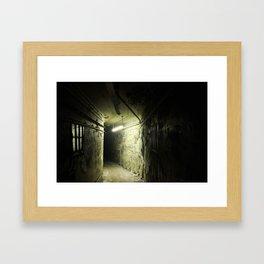 Condemned Framed Art Print