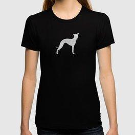 Italian Greyhound Silhouette(s) T-shirt