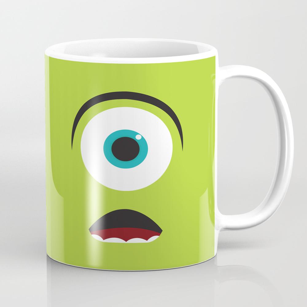 Monsters Inc. No. 1 Tea Cup by Henrikbakmann MUG7789305
