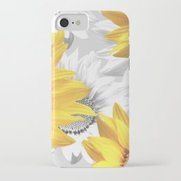 Sunflower Bouquet #decor #society6 #buyart iPhone Case
