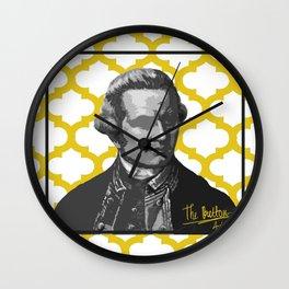 Capitain James Cook Wall Clock