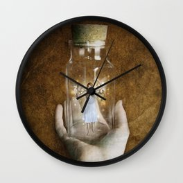 You can't own me Wall Clock