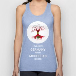 living in germany Unisex Tank Top
