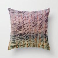 tigger Throw Pillows featuring Tigger Tigger  by Chelhsea Jefferson