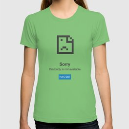 I'm not available T-shirt