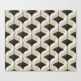 Never Ending Hourglass Canvas Print