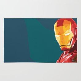 The Iron Man Rug