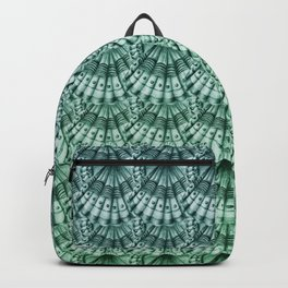 Dystopian Cockle - Lambent Green Backpack