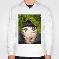 depression Hoodies featuring Depression by ADH Graphic Design