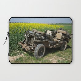 Willys MB Jeep Laptop Sleeve