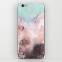 georgiana paraschiv iPhone & iPod Skins featuring Nostalgia by Georgiana Paraschiv