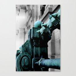 Labyrinth Scorn Canvas Print