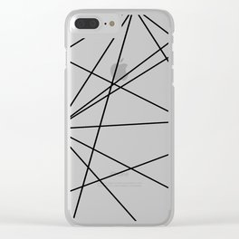 Prism White Clear iPhone Case