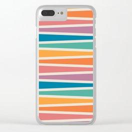 Boca Game Board Clear iPhone Case