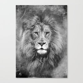 We just need a roar Canvas Print