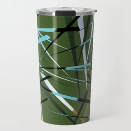 Metal Needles Travel Mug