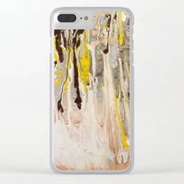 Make my heart sang Clear iPhone Case