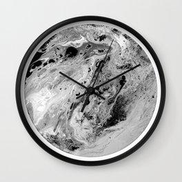 Blackhole Galaxy 2 Wall Clock
