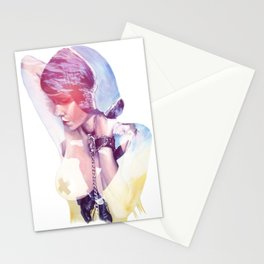 Saints & Sinners Stationery Cards