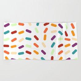 Jellybeans Beach Towel