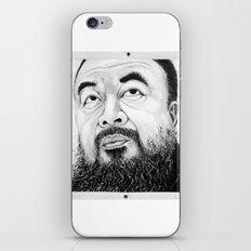 Ai Weiwei iPhone & iPod Skin