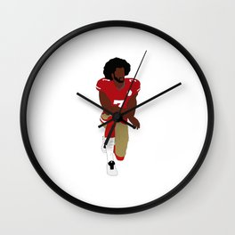 Colin Kaepernick Wall Clock