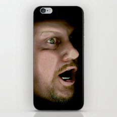 Help let me out! iPhone & iPod Skin