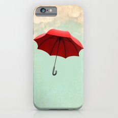 Red Umbrella Slim Case iPhone 6