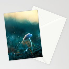 In the Dusk of Dawn Stationery Cards