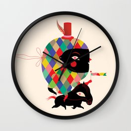 Arlecco Wall Clock