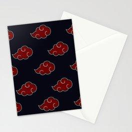 Akatsuki Clan Symbol Stationery Cards